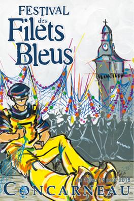FILETS BLEUS 2018 FESTIVAL BRETAGNE